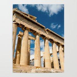 Parthenon Greece Poster
