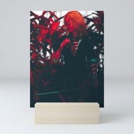 Swordmaster I Mini Art Print