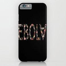Floral Ebola Slim Case iPhone 6s