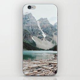 Moraine Lake iPhone Skin