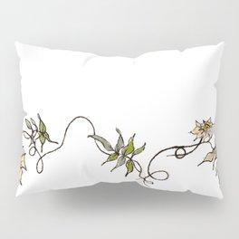 Flower Heart Pillow Sham