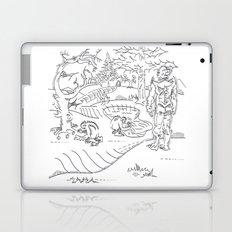 First Contact Laptop & iPad Skin
