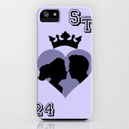 Stalia iPhone Case