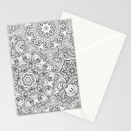 Mandalas pattern Stationery Cards