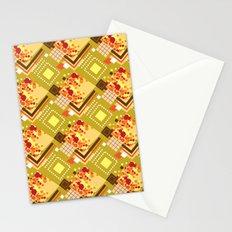 Mustard Stationery Cards