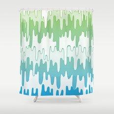 Trippy Drippys Shower Curtain