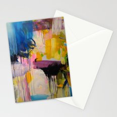 Eclectic starlight Stationery Cards