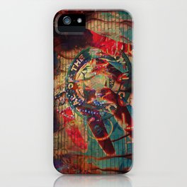CRISIS #3 iPhone Case