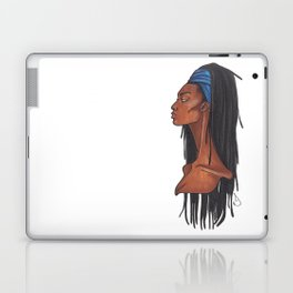 Modern Nefertiti Laptop & iPad Skin