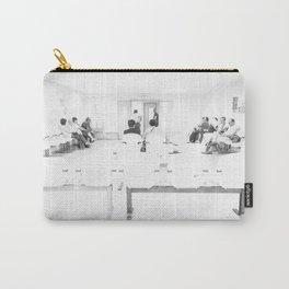 Purgatorio / Paciencia Carry-All Pouch