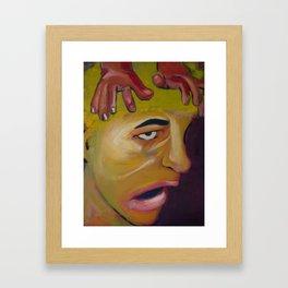 Phrenology Framed Art Print