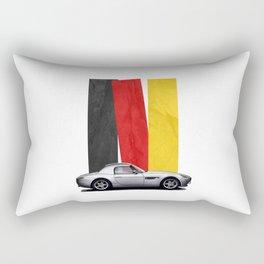 An Awesome car Rectangular Pillow