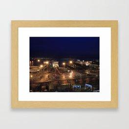 Dover Framed Art Print