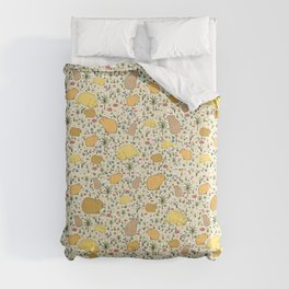 Capybara Pattern Comforters