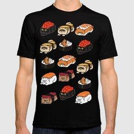 Sushi Persian Cat T-shirt