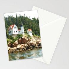 Bass Lighthouse Stationery Cards