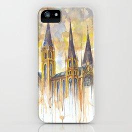 Lviv color iPhone Case