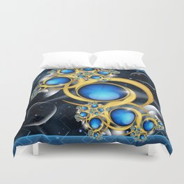 Midnight Dream Duvet Cover