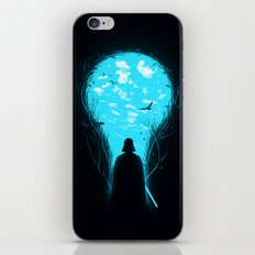 The Other Side iPhone Skin