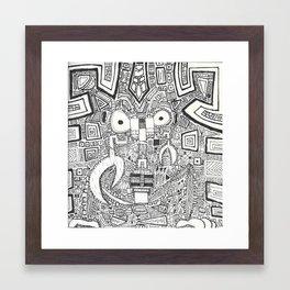 Crantis Framed Art Print