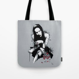 Antichrist Superstar II Tote Bag