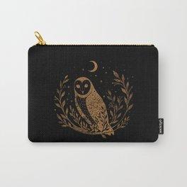 Pouch Little Owl Coin Card Misc