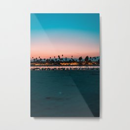 Santa Barbara, USA #society6 #decor #buyart Metal Print