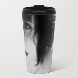 The Realm In-between - Self Portrait Travel Mug