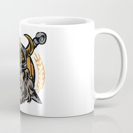 Viking Odin | Raven God Warrior Coffee Mug