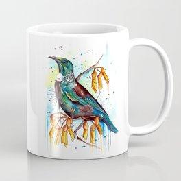 Kowhai Tui Coffee Mug