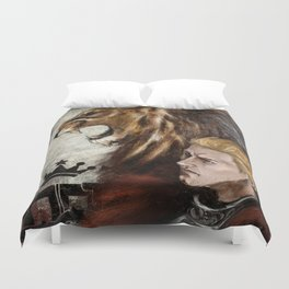 Dragon Age Inquisition - Cullen - Fortitude Duvet Cover