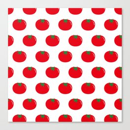 Tomato_G Canvas Print