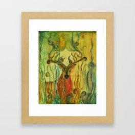 Whimsies 4 Framed Art Print