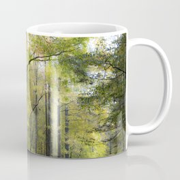 Trees in October Coffee Mug