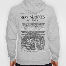 A new orchard and garden 1623 Hoody