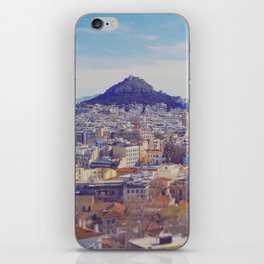 Above the City iPhone Skin
