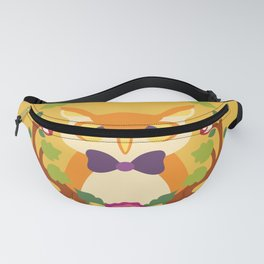 Baltimore Woods Owl - Fall Colors Fanny Pack