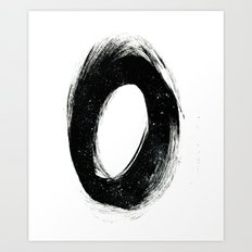 0o Art Print