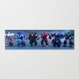 Alternators Canvas Print