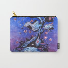 Ninja and the tree of lights Carry-All Pouch