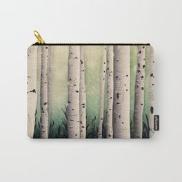 Birch wood at Midsummer Carry-All Pouch