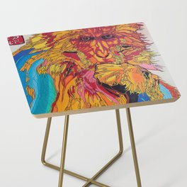 2016: Year of the Monkey Side Table