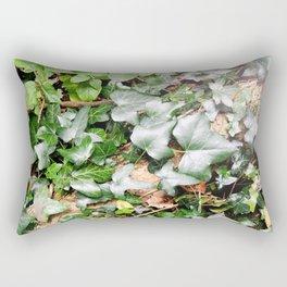 On The Forest Floor Rectangular Pillow