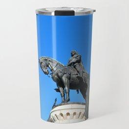 cluj napoca statue Travel Mug