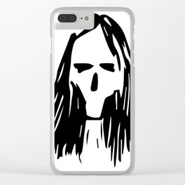 Someone Rock Clear iPhone Case