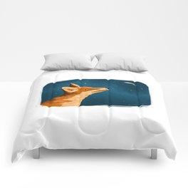 Fox and Stars Comforters