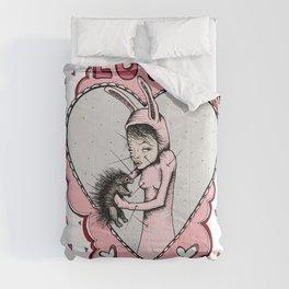 Love Hurts Comforters