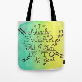 Solemnly Swear Tote Bag