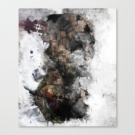 Zylla Canvas Print