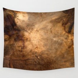 Coffee Universe Wall Tapestry
